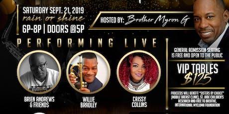 Benefit Gospel Jazz Concert tickets