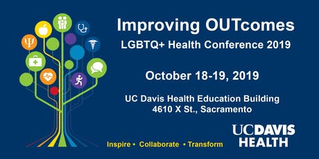 Improving OUTcomes LGBTQ+ Health Conference 2019 tickets