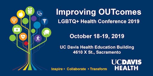 Improving OUTcomes LGBTQ+ Health Conference 2019