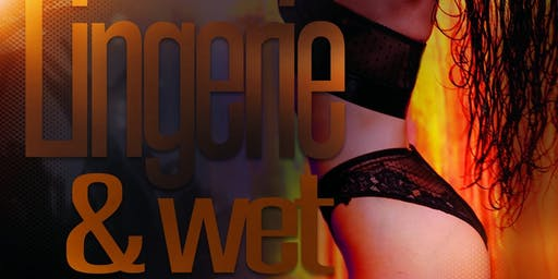 Industry night. Lingerie and Wet Powershoot