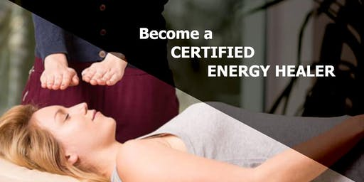 Reiki Certification - Level 1 and 2
