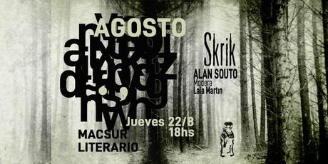 Presentación de Skrik entradas
