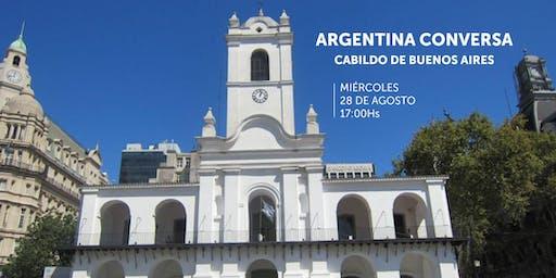 ARGENTINA CONVERSA