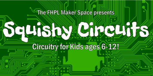 Squishy Circuits at the FHPL Maker Space