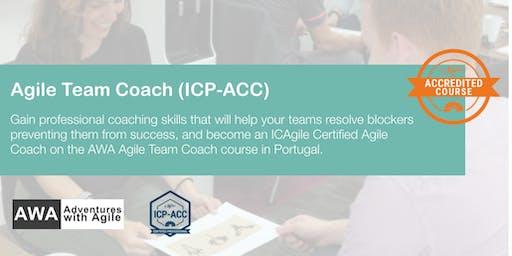 ICAgile Certified Agile Team Coach (ICP-ACC)   Lisbon - November