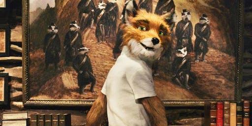 Projector Club Presents: Fantastic Mr. Fox