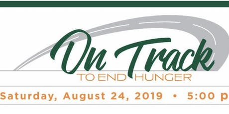 ON TRACK TO END HUNGER  tickets