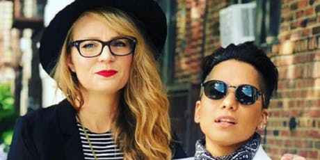 Vicci Martinez and Emily Tarver tickets