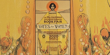 53rd California International Antiquarian Book Fair tickets
