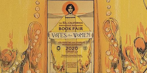 53rd California International Antiquarian Book Fair