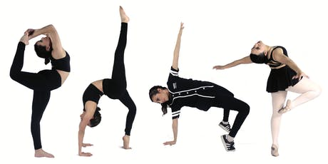 Clases Muestra en Dance Room Studio de Danza boletos