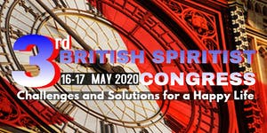 3rd BRITISH SPIRITIST CONGRESS