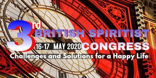 3rd BRITISH SPIRITIST CONGRESS