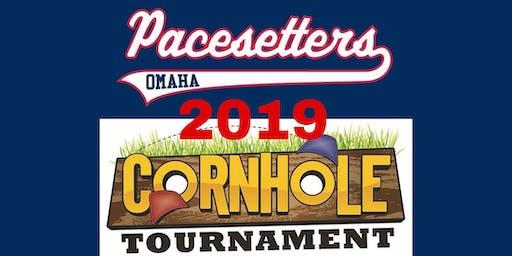 Omaha Pacesetters Cornhole Tournament 2019