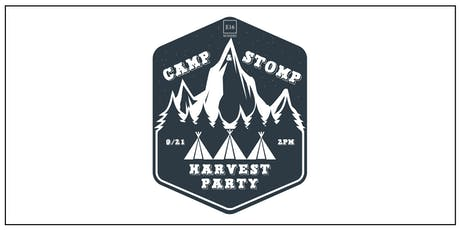 E16 Winery Camp & Stomp Harvest Party! tickets