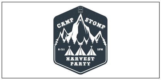 E16 Winery Camp & Stomp Harvest Party!