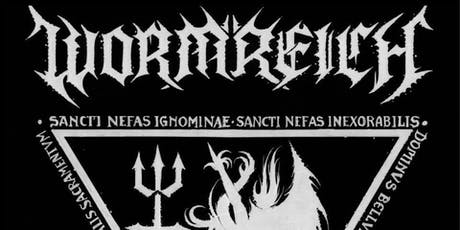 WORMREICH, RITES TO SEDITION, OCULUM DEI & CADAVER CREATOR at The Milestone tickets