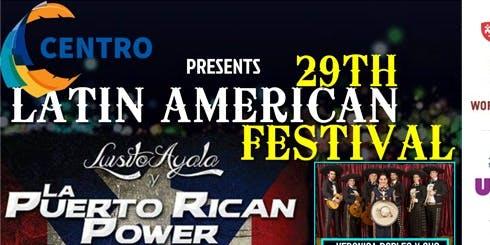 29th Latin American Festival