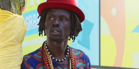 Emmanuel Jal: Story of a War Child tickets