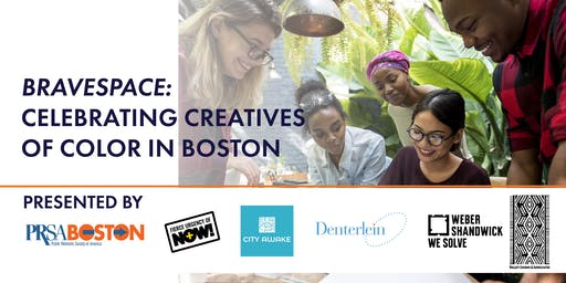 BraveSpace: Celebrating Creatives of Color in Boston