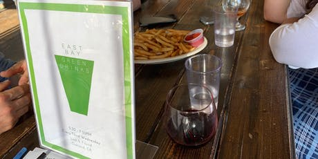 August 21, 2019 East Bay Green Drinks tickets