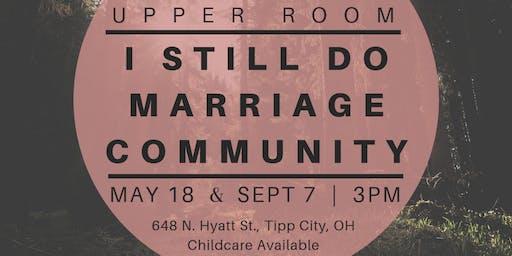 I Still Do Marriage Community Night - Sept 7