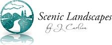 Scenic Landscapes by J. Carlson logo