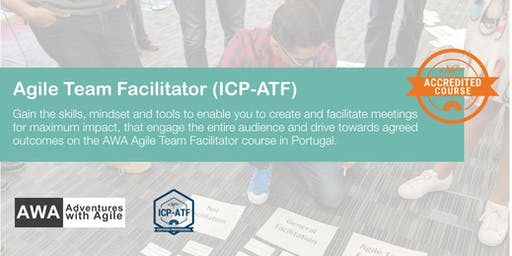 ICAgile Certified Agile Team Facilitator (ICP-ATF) | Lisbon - November