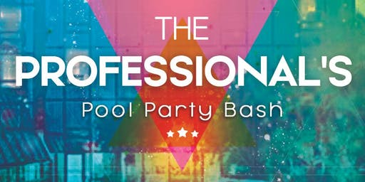 The Professionals RoofTop Pool Party Bash at the HILTON Downtown Tampa