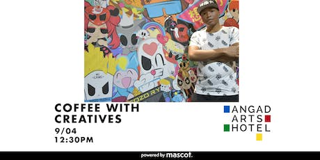 Coffee With Creatives | Andre Spight Jr tickets