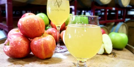 Hard Cider Release! Celebrate Nevada's 1st Hard Cider at VegasValley Winery tickets