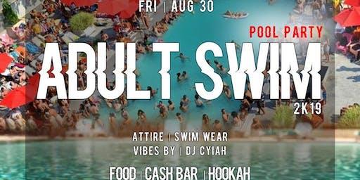 Adult Swim 2k19