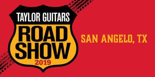 Taylor Guitars Road Show - San Angelo, TX