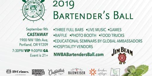 2019 NWBA Bartenders Ball