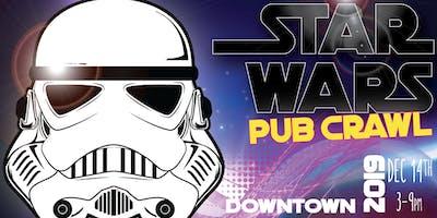 Star Wars Pub Crawl - Houston - Downtown - December 14th
