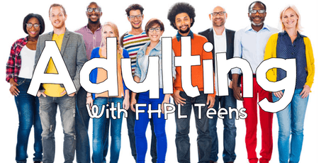 Adulting for Teens: The Job Interview tickets