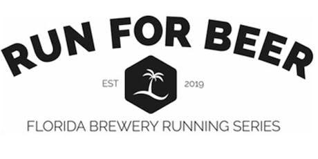 Beer Run - Tarpon River Brewing | Part of the 2019-2020 Florida Brewery Running Series tickets