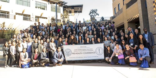 (Exhibitors) UCI School of Medicine LMSA/SNMA 18th Annual Pre-Health Conference - Agents of Change: Owning the Mission to Professional School