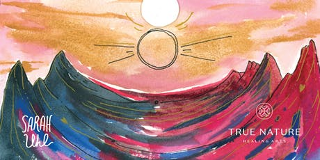 Watercolor for Wellness with Sarah Uhl: Cultivating Abundance tickets
