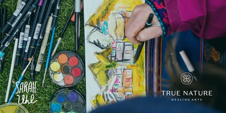 Watercolor for Wellness with Sarah Uhl: Making Time for Play tickets