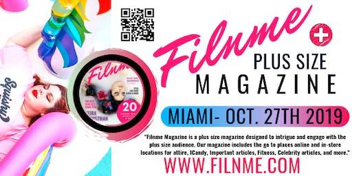 Filnme ® Plus Size Fashion Show & Competition