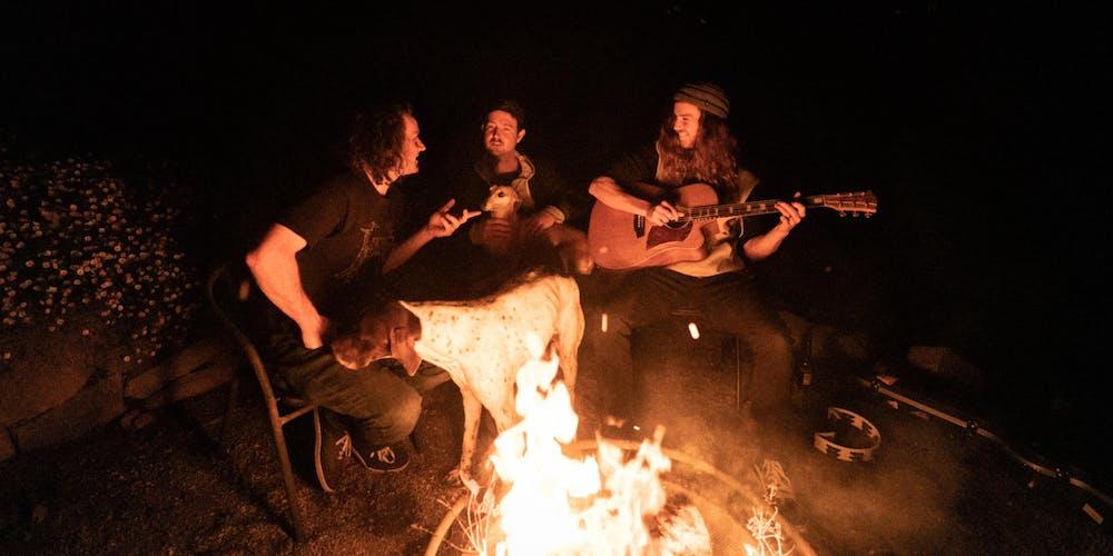 Smoke Stack Rhino - Doom Boogie Tour - The Setts, Mildura