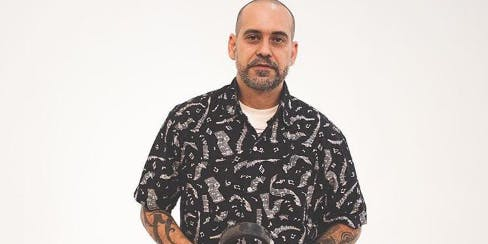 Terceiro Mundo Contra-Ataca - DJ PIÁ | Teatro | Sesc Centro