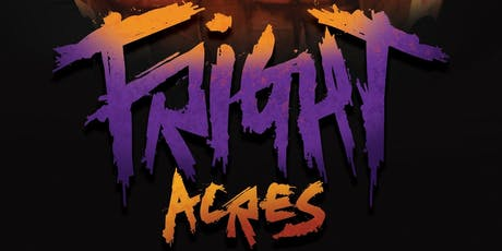 FRIGHT ACRES tickets