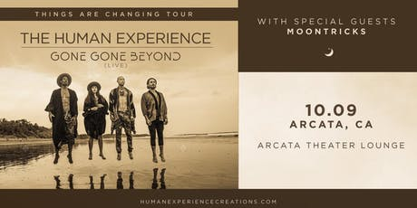 The Human Experience w. Gone Gone Beyond (Live Band) tickets