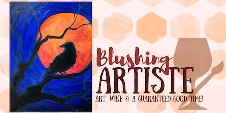 Blushing Artiste - October 25th tickets