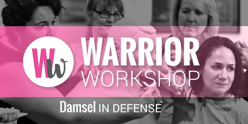Women's Self Defense Warrior Workshop