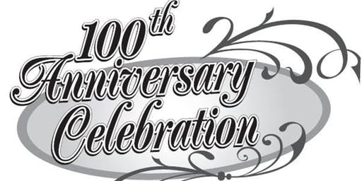 St John Baptist Church - Wilmerding 100th Anniversary Banquet 10/12 11:00AM
