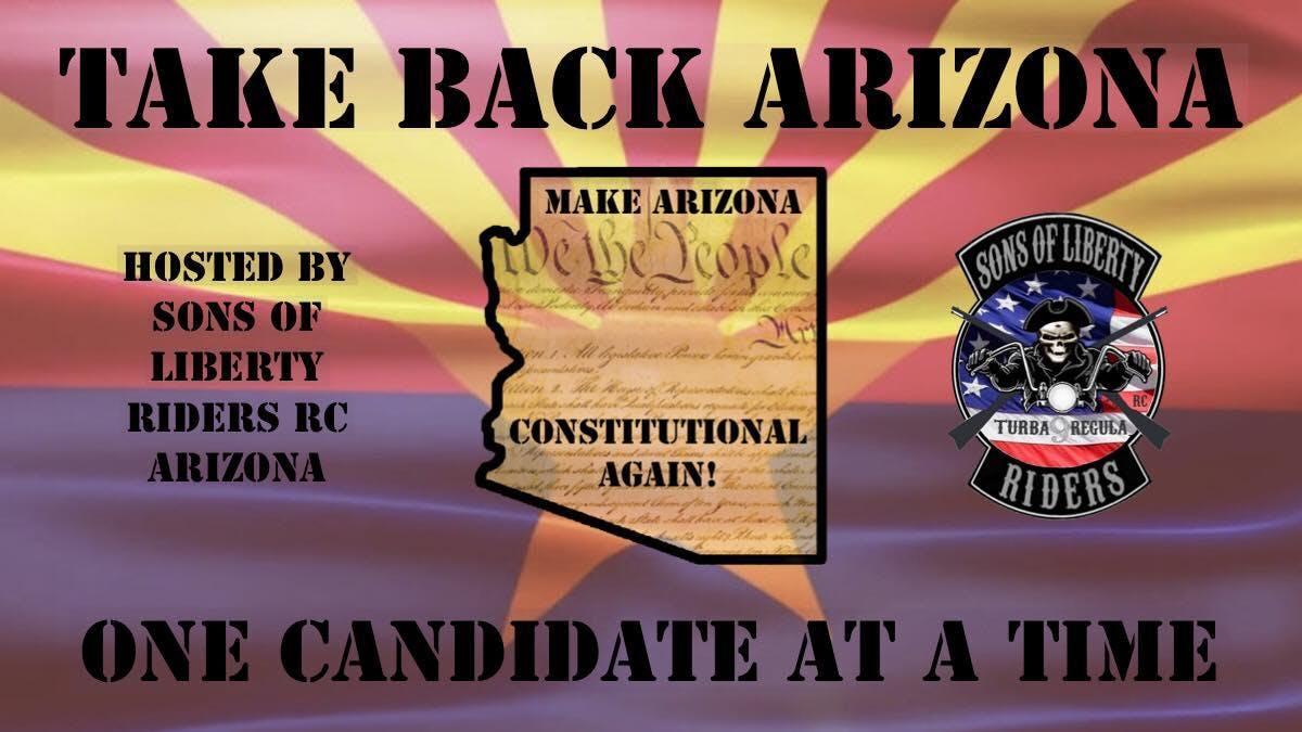 Make Arizona Constitutional Again - Maricopa County Sheriff Debate