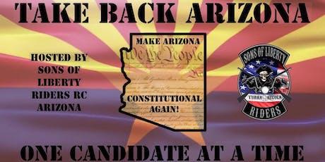 Make Arizona Constitutional Again - Maricopa County Sheriff Debate tickets